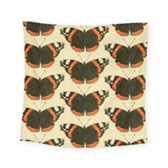 Butterfly Butterflies Insects Square Tapestry (small)