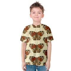 Butterfly Butterflies Insects Kids  Cotton Tee