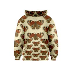 Butterfly Butterflies Insects Kids  Pullover Hoodie