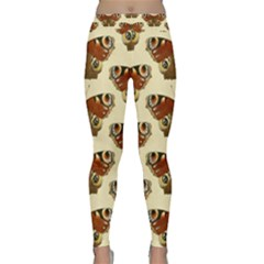 Butterfly Butterflies Insects Classic Yoga Leggings