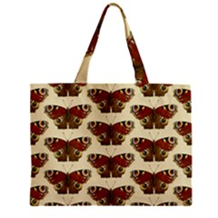 Butterfly Butterflies Insects Zipper Mini Tote Bag