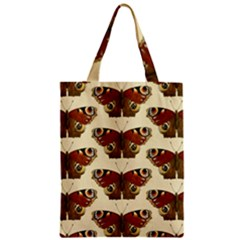 Butterfly Butterflies Insects Zipper Classic Tote Bag