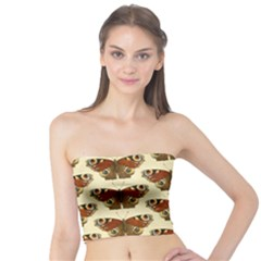Butterfly Butterflies Insects Tube Top