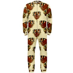 Butterfly Butterflies Insects Onepiece Jumpsuit (men)