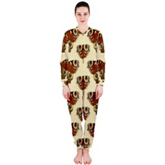 Butterfly Butterflies Insects Onepiece Jumpsuit (ladies)