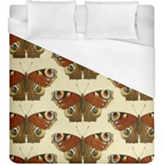Butterfly Butterflies Insects Duvet Cover (king Size)