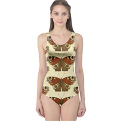 Butterfly Butterflies Insects One Piece Swimsuit