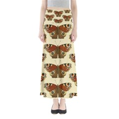 Butterfly Butterflies Insects Maxi Skirts