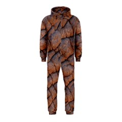 Elephant Skin Hooded Jumpsuit (kids)