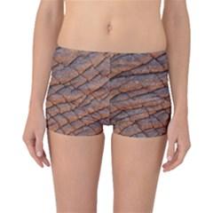 Elephant Skin Boyleg Bikini Bottoms
