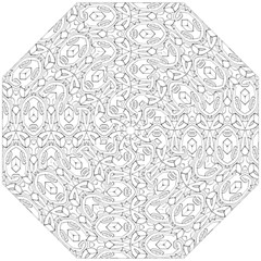 Pattern Silly Coloring Page Cool Golf Umbrellas