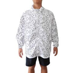 Pattern Silly Coloring Page Cool Wind Breaker (kids)