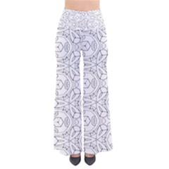 Pattern Silly Coloring Page Cool Pants