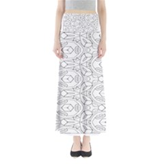 Pattern Silly Coloring Page Cool Maxi Skirts