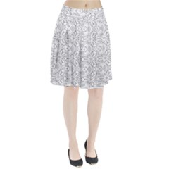 Pattern Silly Coloring Page Cool Pleated Skirt