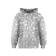 Pattern Silly Coloring Page Cool Kids  Pullover Hoodie