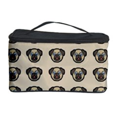 Puppy Dog Pug Pup Graphic Cosmetic Storage Case