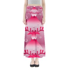 Seamless Repeat Repeating Pattern Maxi Skirts