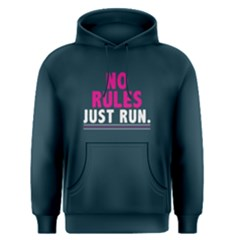 No Rules Just Run   Men s Pullover Hoodie