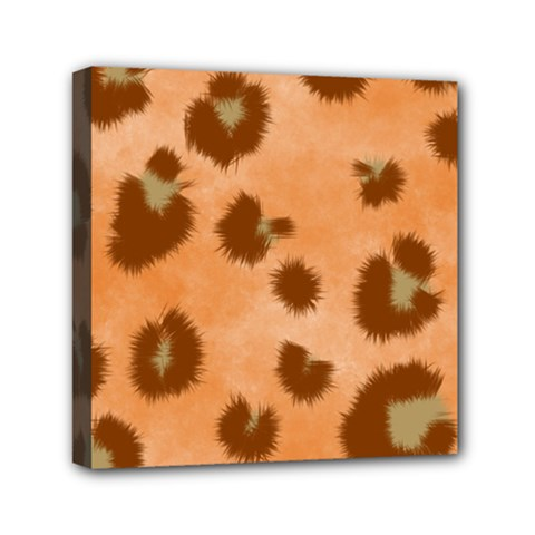 Seamless Tile Background Abstract Mini Canvas 6  X 6