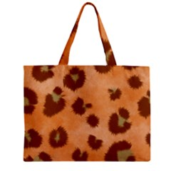 Seamless Tile Background Abstract Zipper Mini Tote Bag