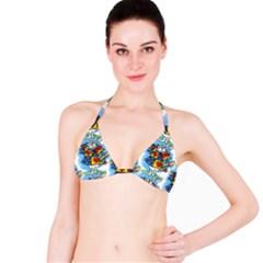 Seamless Repeating Tiling Tileable Bikini Top