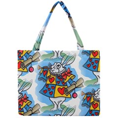 Seamless Repeating Tiling Tileable Mini Tote Bag