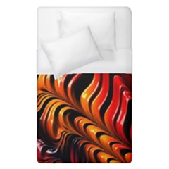 Abstract Fractal Mathematics Abstract Duvet Cover (single Size)