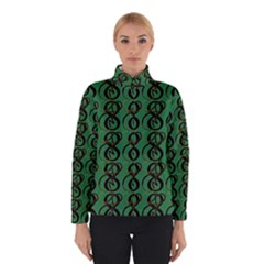 Abstract Pattern Graphic Lines Winterwear