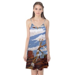 Acrylic Paint Paint Art Modern Art Camis Nightgown