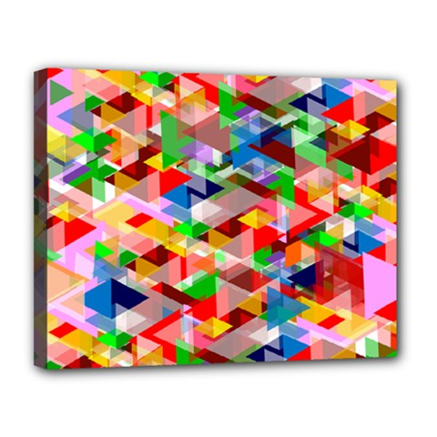 Background Abstract Canvas 14  X 11