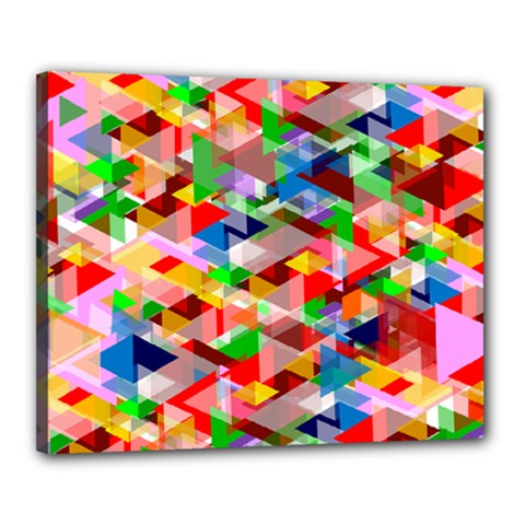 Background Abstract Canvas 20  X 16