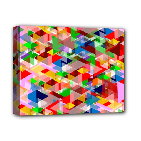 Background Abstract Deluxe Canvas 14  X 11