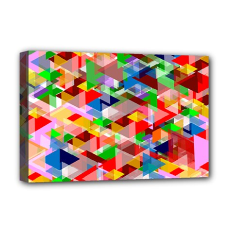 Background Abstract Deluxe Canvas 18  X 12