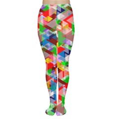Background Abstract Women s Tights