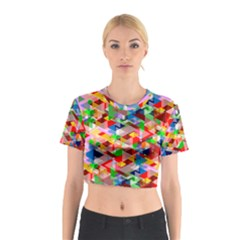 Background Abstract Cotton Crop Top