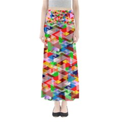 Background Abstract Maxi Skirts