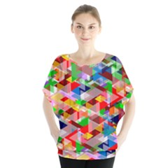 Background Abstract Blouse