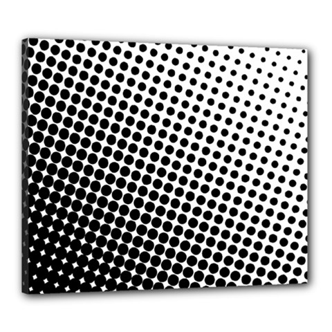 Background Wallpaper Texture Lines Dot Dots Black White Canvas 24  X 20