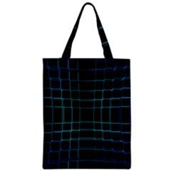 Background Wallpaper Texture Lines Zipper Classic Tote Bag