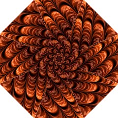 Brown Fractal Mathematics Frax Folding Umbrellas