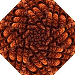 Brown Fractal Mathematics Frax Golf Umbrellas