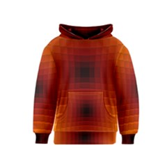 Orange Background Wallpaper Texture Lines Kids  Pullover Hoodie
