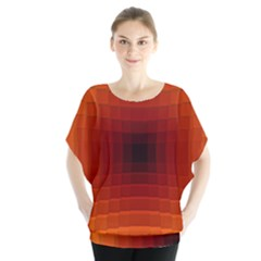 Orange Background Wallpaper Texture Lines Blouse