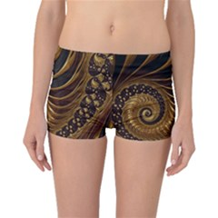 Fractal Spiral Endless Mathematics Boyleg Bikini Bottoms