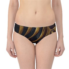Fractal Spiral Endless Mathematics Hipster Bikini Bottoms
