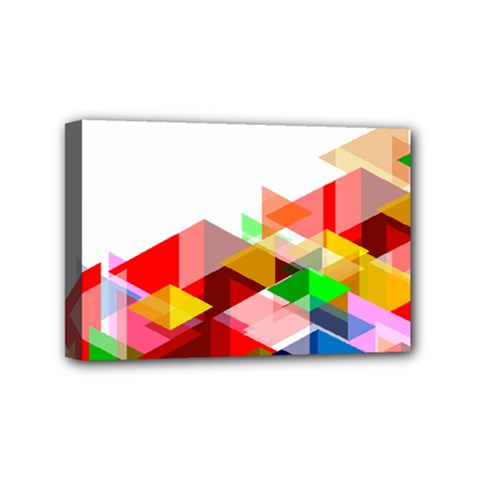 Graphics Cover Gradient Elements Mini Canvas 6  X 4
