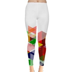 Graphics Cover Gradient Elements Leggings