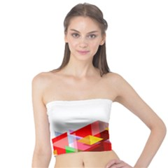 Graphics Cover Gradient Elements Tube Top