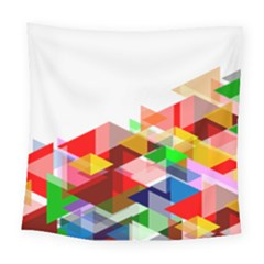 Graphics Cover Gradient Elements Square Tapestry (large)